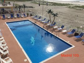 * Newly Renovated BeachFront~Full ocean view~Heated Pool~3 consecutive units ~3 Bath~WIFi