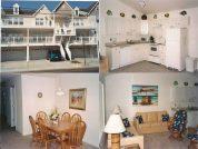 Beautiful 3 BR Beach Condo* 1.5 Blocks to Boards and Beach
