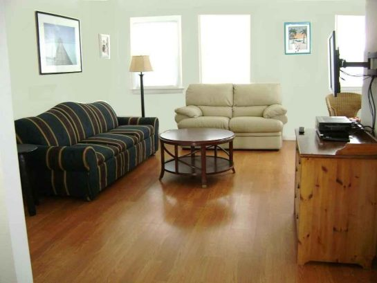 Spacious, clean and bright