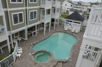 Beach Block 20th - Pool! 3BR + Loft, 3 Decks!