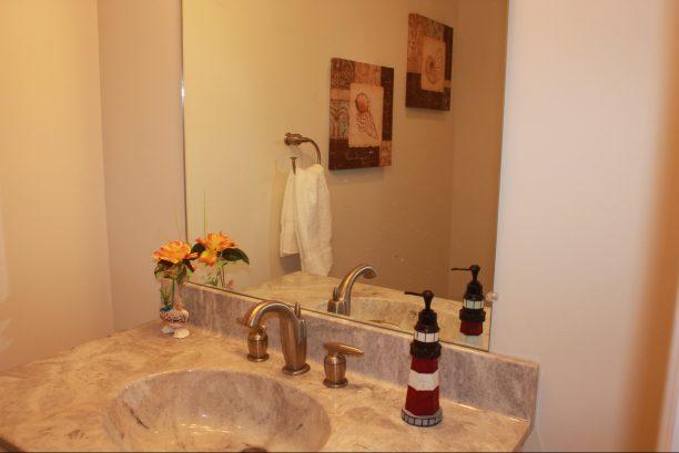 3rd Floor - 1/2 bath