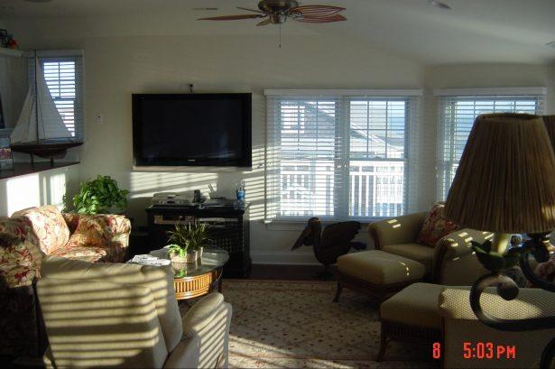 3rd FL Family Room, Game Room