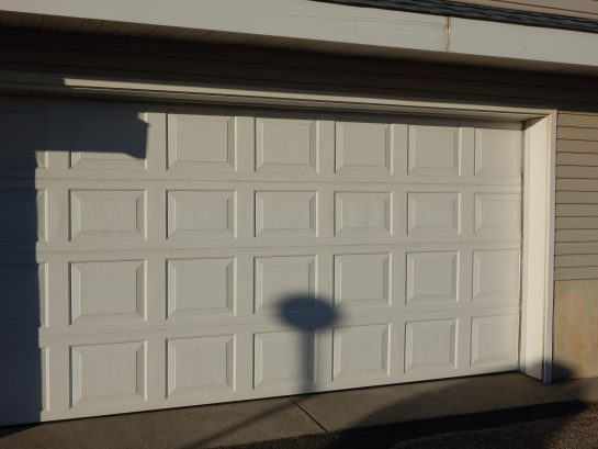 No parking hassles with your own 2-car garage!