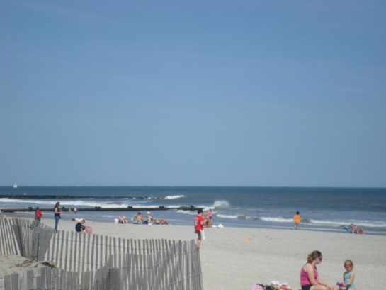 All the fun of the beach and boardwalk---just 175 steps away!