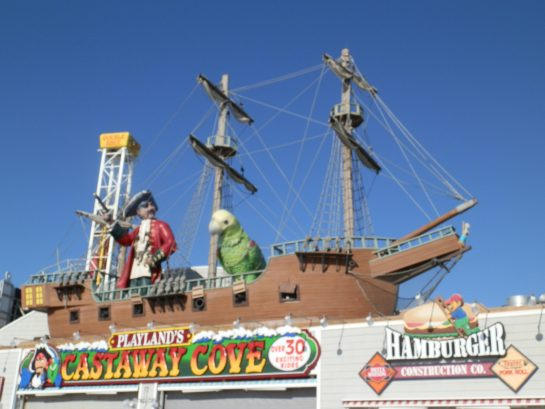 Mini-golf, ice cream, shopping, and games---all on OC's fabulous boardwalk just a few steps away