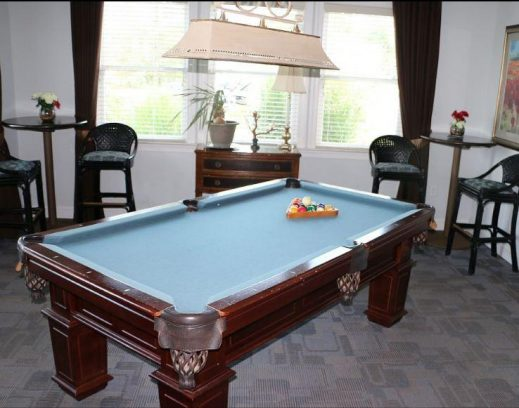 Club House Billiards Table