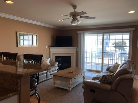 Light filled living room, perfect for family time!