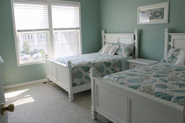Bedroom #3 Has 2 Double Beds.