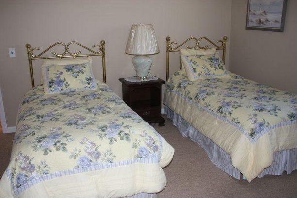 First Floor Twin-Bedded Bedroom