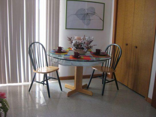 Second Floor Dining Area