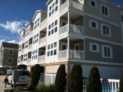 Wildwood Crest 3 bedroom condo with Ocean and pool views