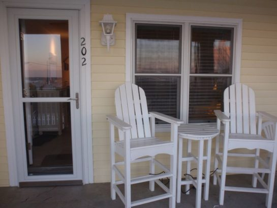 New Storm/screen Door, Deck Furniture