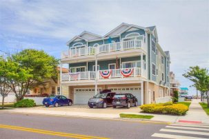 New for 2019 - Beach Block Condo - Steps to the Beach!!