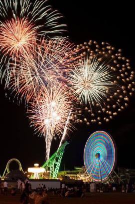 Friday night fireworks all summer long!