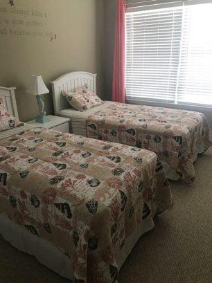 Twin Bedroom- 3rd Floor