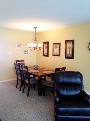 Kitchen Table- 2nd Floor