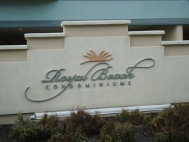 Royal Beach Condo