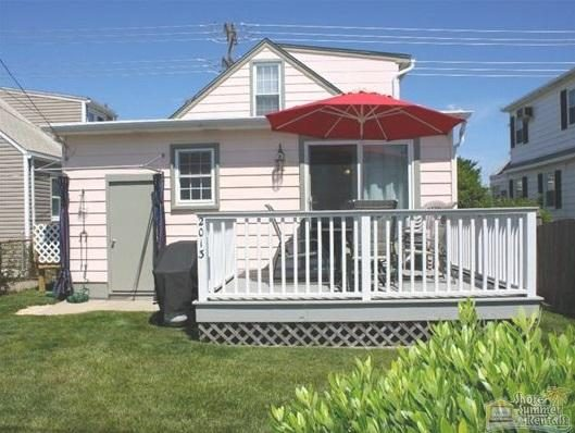 Fenced Back Yard With Deck, Gas Grill, Storage Shed.