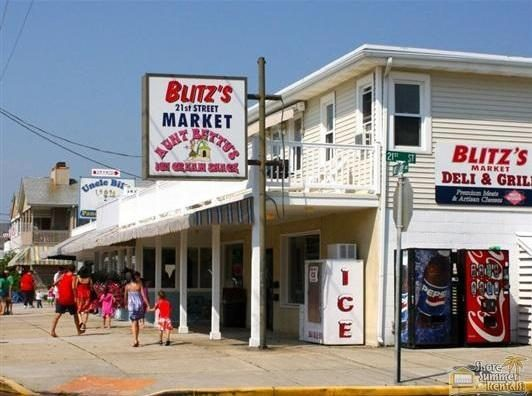 Uncle Bill's Pancake House And Blitz's Deli and Market.