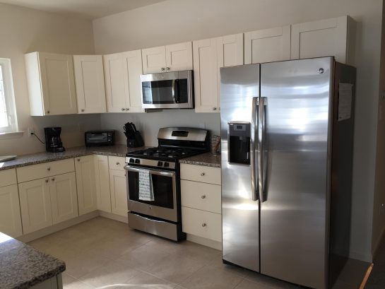 Brand-new, Top-of-Line Kitchen