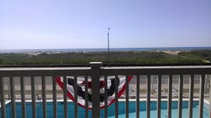 NORTH WILDWOOD - Beach front!