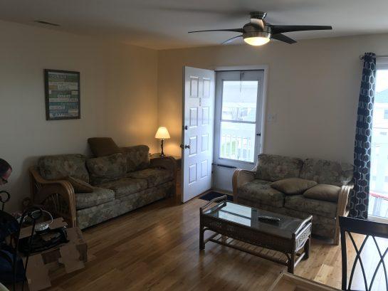 Unit 8 living room