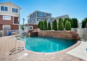 Welcome to Our Home with Grotto Style Pool, Furnished Rooftop Deck - Ocean and Bay View