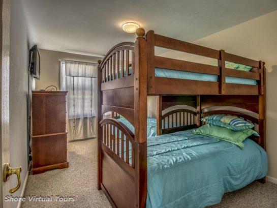 Bunk Bed Room - Sleeps 4