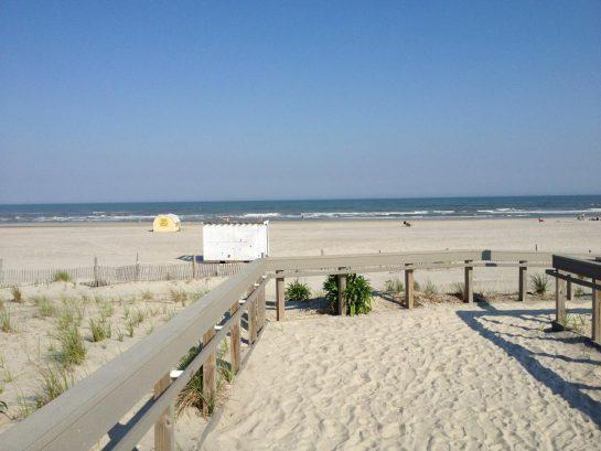 Beach Entrance - One Block Away!