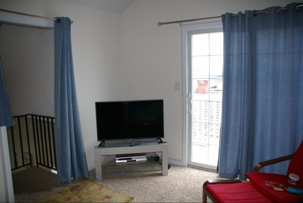 Loft Bedroom TV
