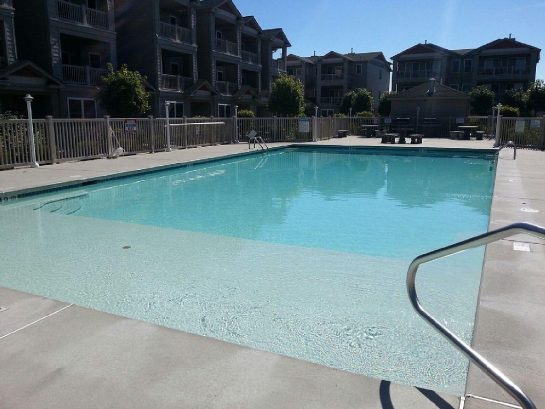 Come enjoy a swim, relax and soak up some rays or barbecue poolside.
