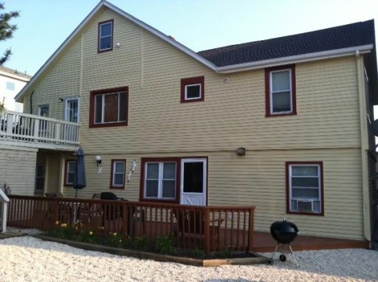 Relaxing Ship Bottom, NJ Beach Side Rental