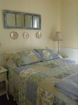 Bedroom three full bed
