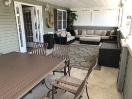 Boardwalk 4Br/2Ba Newer, Sleeps 10, 2 Parking, 2 Porches, Elevator, Wifi, 6Tags/Chairs