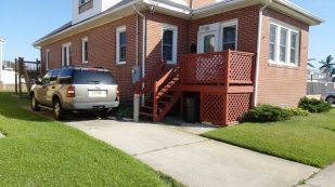 1505 Central Avenue (Family Home) 3 Bedrooms/Sleeps 6