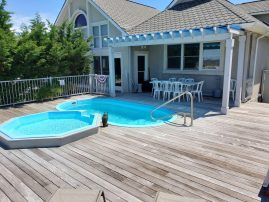 Pool/Kiddie Pool,Game Room, Skee Ball, Kayaks,Open Floor Plan,Gorgeous Sunsets!