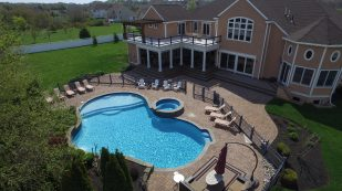 Exuding Luxury...Cape May Beaches, In Ground Pool, Playground, Outdoor Kitchen