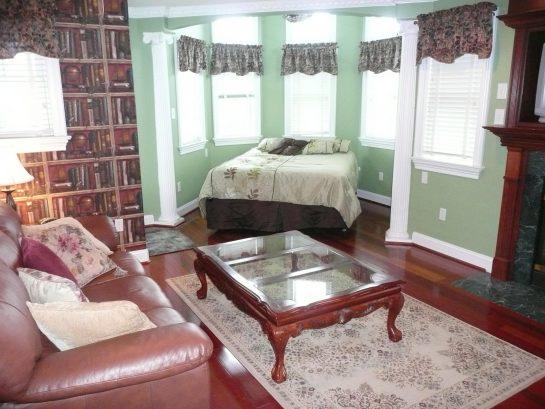 Den or Bedroom