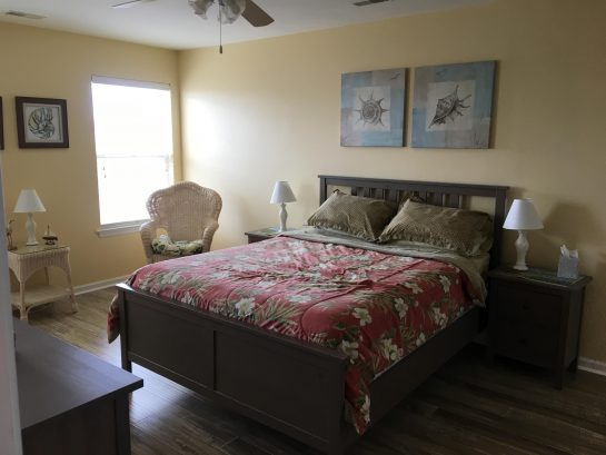 Master Bedroom with private master bath