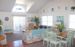 Huge 5Br/3Ba Townhouse - 1 Block To Boardwalk & Beach