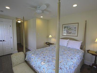 Master suite - closet