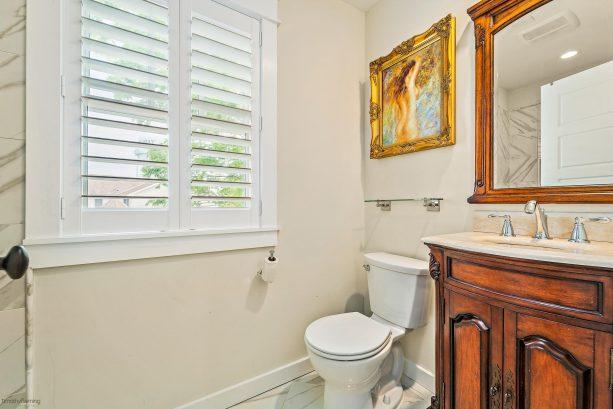 1st bedroom - bathroom