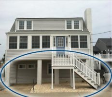 Beautiful Beach Block Retreat-2 Bedrooms 1 Bath, Sleeps 6 on Desirable F Street