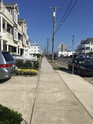 1/2 block to beach and boardwalk