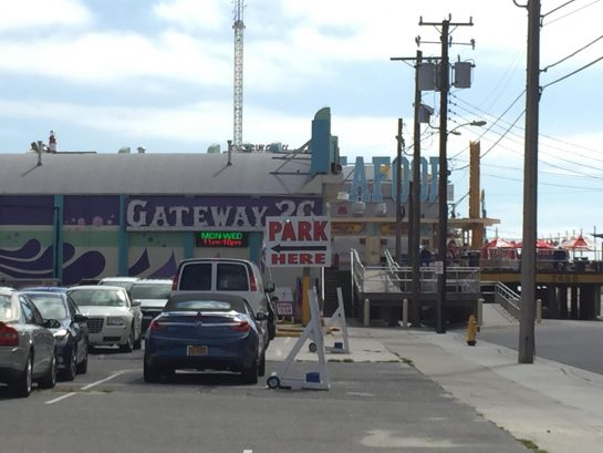 1.5  blocks from Wildwood boardwalk!