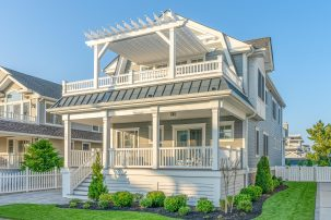 Beautiful new home with a pool in Stone Harbor!