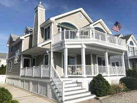 EXTENSIVELY RENOVATED SINGLE FAMILY HOME WITH A POOL IN STONE HARBOR!!
