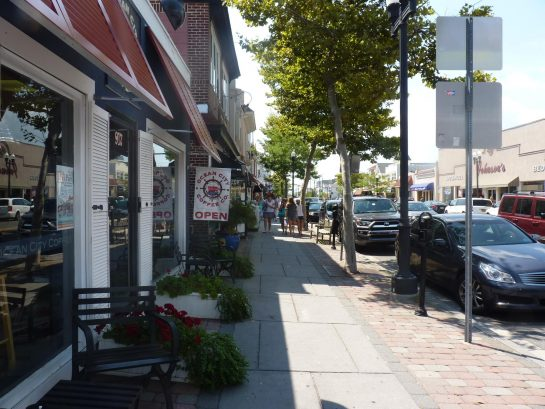 Close Walk to downtown Asbury Avenue for great shopping and dining