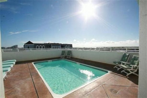 Relax at the Roof Top Pool and Take in panoramic views