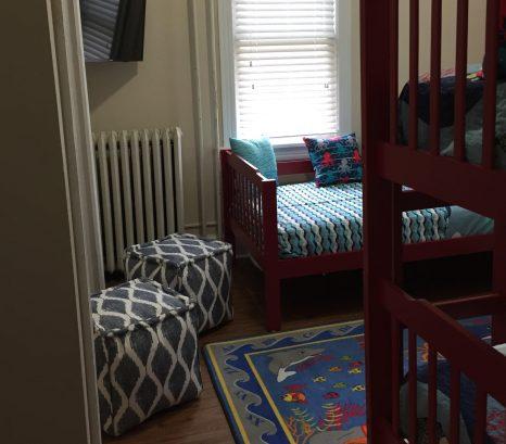 Main Floor Kids room